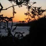 Nyt jos koska kannattaa nauttia upeista auringonlaskuista! (kuva on Kaliforniasta, mutta kannattaa niitä suomalaisiakin auringonlaskuja ihailla!) Kuva: Aliisa Rantanen