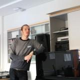 Urapäivä tarjosi luentoja aina musiikista yliopisto-opintoihin. Kuva: Ville Peltonen