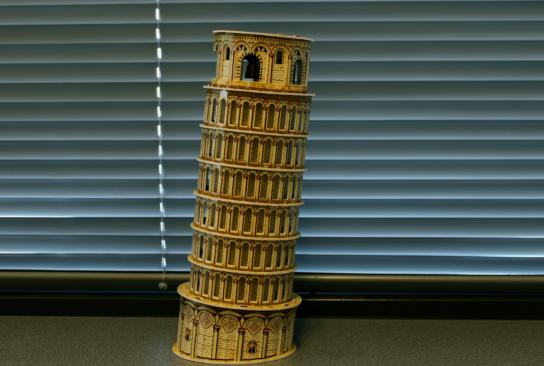 Pisan torni.