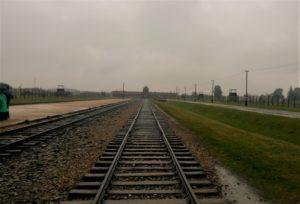 Kuoleman portti & rautatie