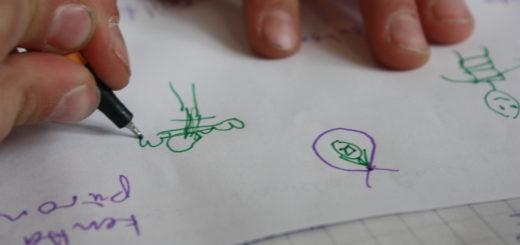 Kuvat: Kinnarin koulun kakkosluokkalaiset